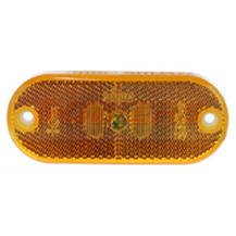 Jokon SMLR2002/12 12.1008.100 12v Caravan Motorhome LED Amber Side Marker Light Lamp